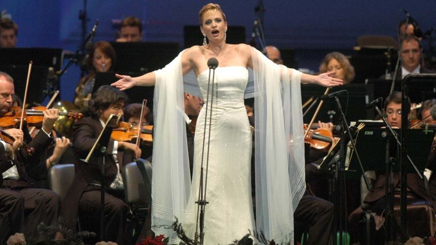 Ainhoa Arteta cantará junto a la Sinfónica de Tenerife en el tradicional Concierto de Navidad