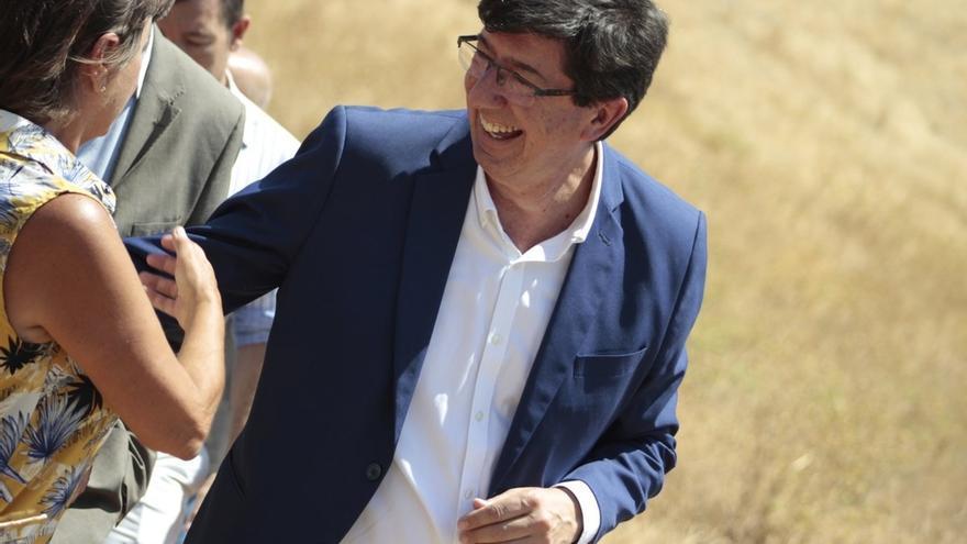 """Marín dice que Cs """"no cierra ninguna puerta"""" tras los comicios pero no entrará en el gobierno """"a cualquier precio"""""""