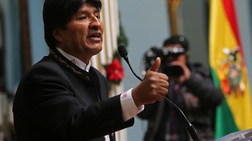 Bolivia pagó 828 millones de dólares por la nacionalización de doce empresas