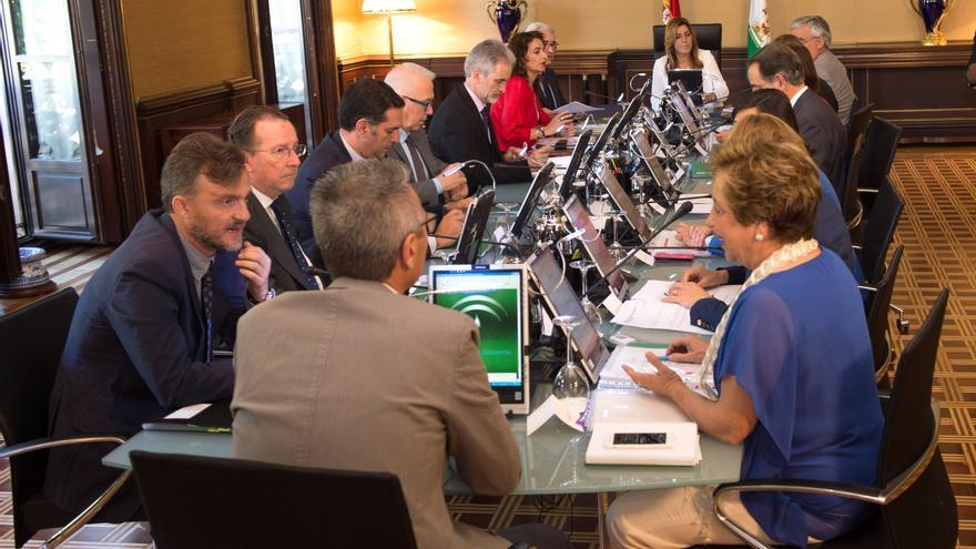 Resultado de imagen de junta de andalucia consejo de gobierno