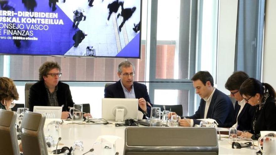 Olano destaca que la Diputación de Gipuzkoa reducirá su deuda a niveles pre-crisis en los próximos dos años