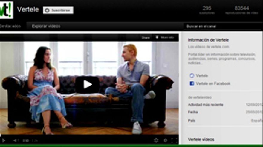 ¡A Ver Tele en Youtube!: La lucha por la tercera pantalla