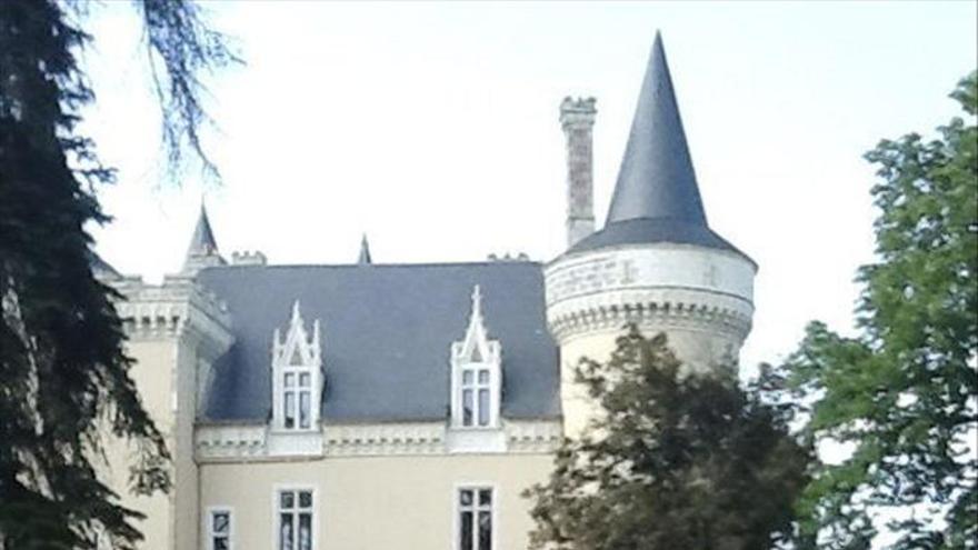 Ivo Fornesa convierte el castillo de Saint-Chartier en una novela negra