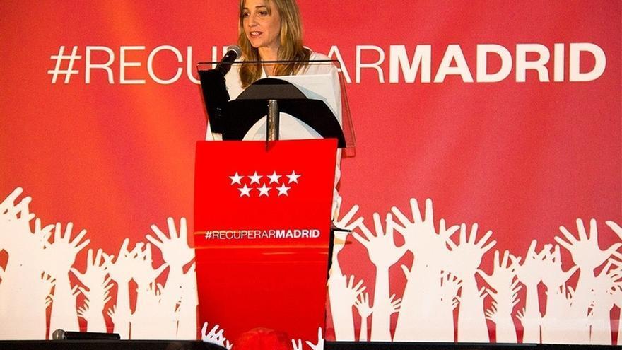 """Tania Sánchez dice que no es su hora sino """"la hora del pueblo"""" y que está """"dispuesta a ir hasta el final"""""""