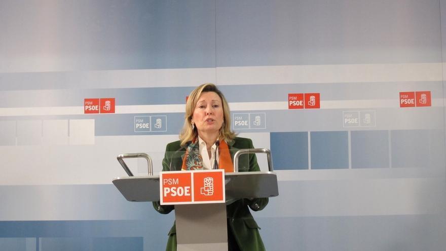 """Valcarce opta a la Presidencia de la Comunidad porque en el PSOE """"a quien tiene compromiso no le importa mojarse"""""""