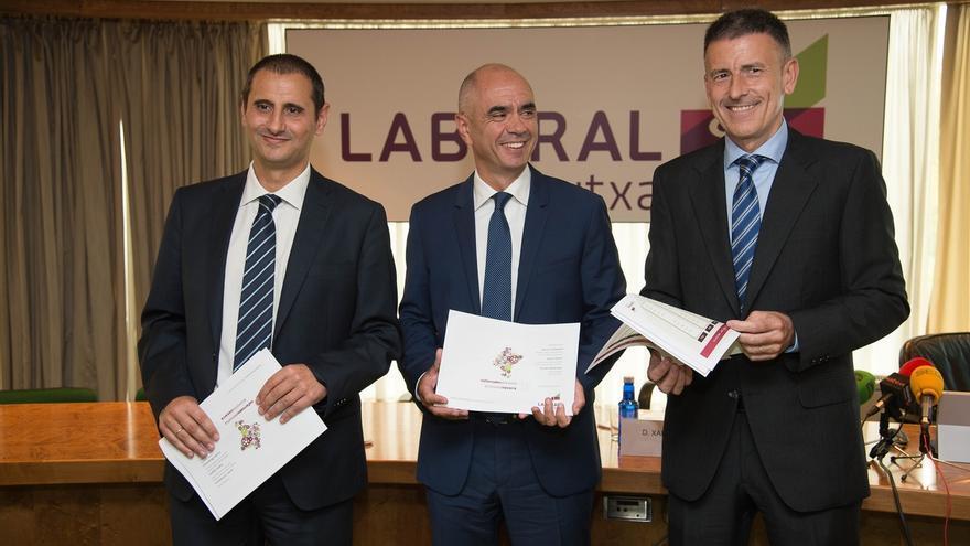 Laboral Kutxa prevé que Navarra crezca un 3% en 2017 y un 2,8% en 2018