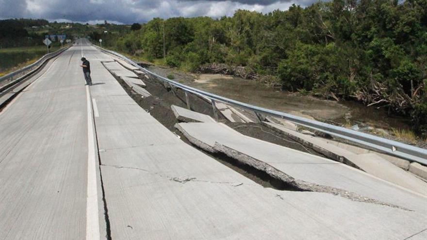 Un seísmo de 6,3 grados sacude el norte de Chile sin provocar daños