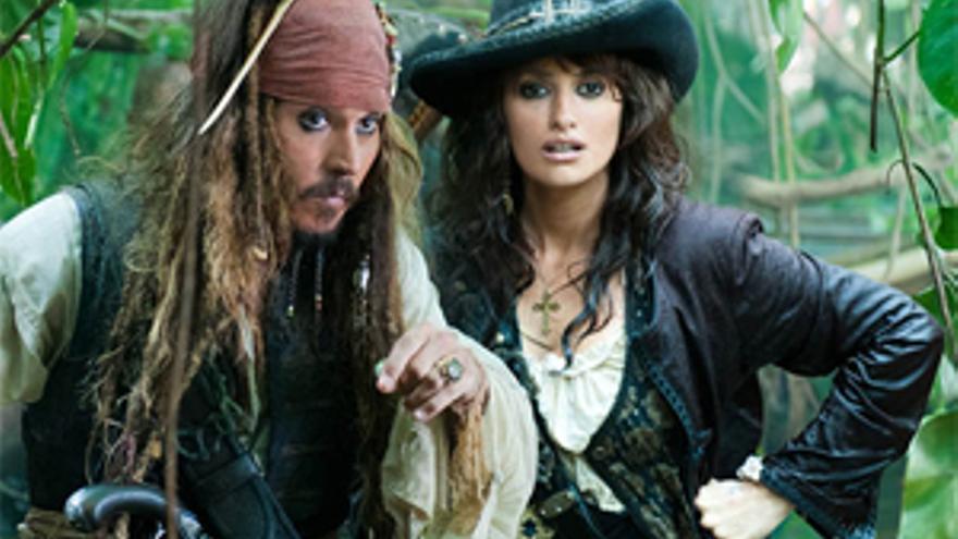 """La fiebre """"Piratas del Caribe"""" se contagia a las series americanas"""