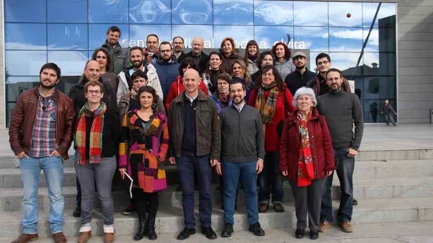 """Podemos Andalucía pedirá un """"reconocimiento especial"""" para sus 10 diputados en el Congreso dentro del grupo confederal"""