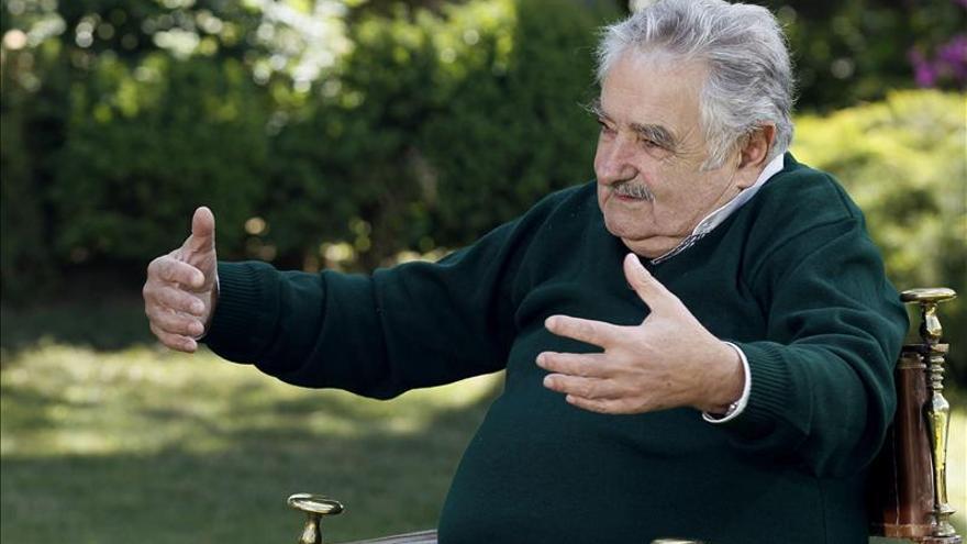 """Mujica dice que las negociación con FARC """"es lo más importante"""" que está pasando en América Latina"""