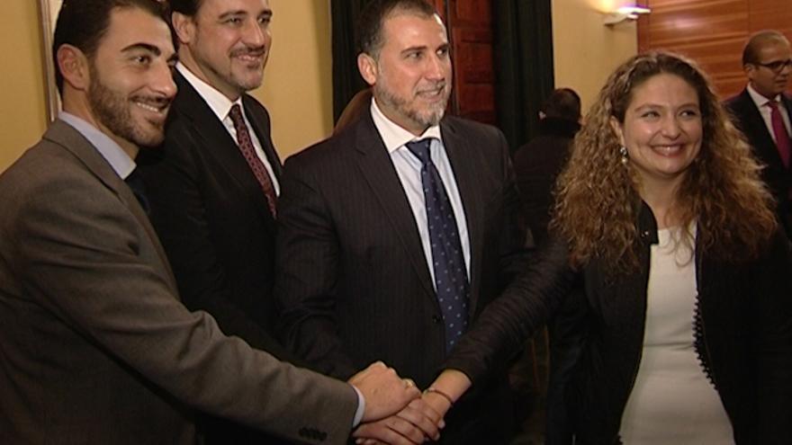 pacto moción de censura Orihuela
