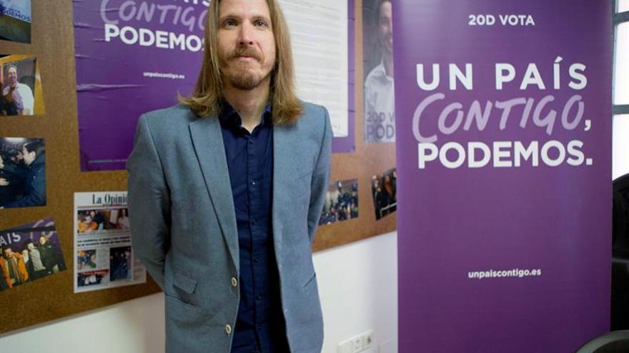 """Podemos propone una """"España plurinacional"""" con el ejemplo de Castilla y León"""