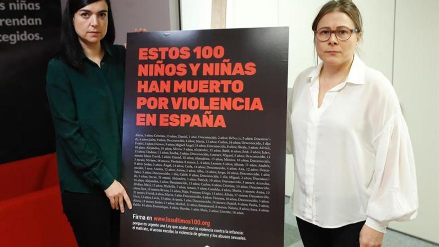 """""""#Losúltimos100"""", campaña para cerrar la lista de niños muertos por violencia"""