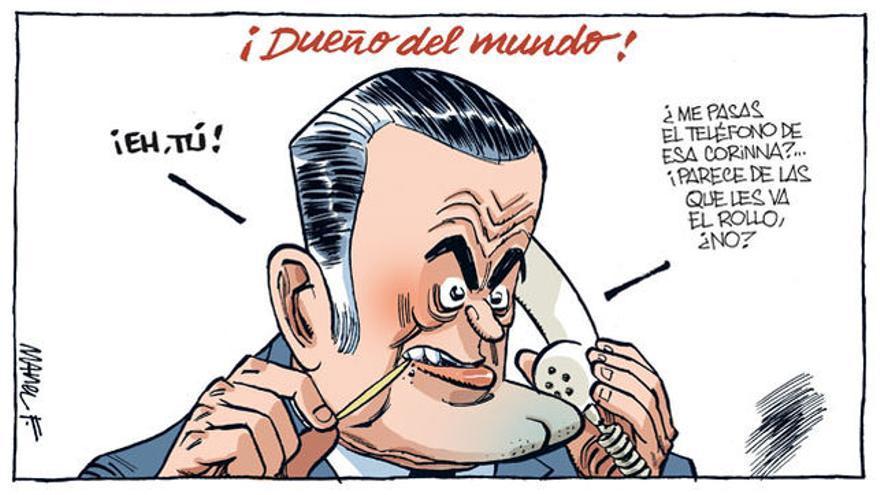Dueño del mundo - Manel Fontdevila