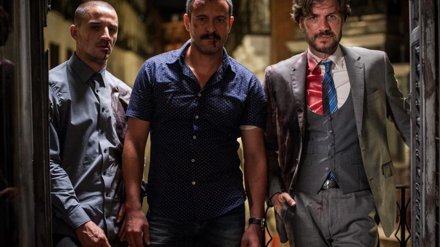 """""""Gigantes"""" muestra las primeras fotos de su segunda temporada en Movistar"""