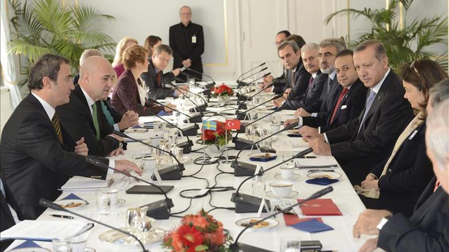 Erdogan defiende una conferencia de paz siria sin condiciones previas