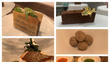 Una comida de reyes en el Hotel Santa Catalina