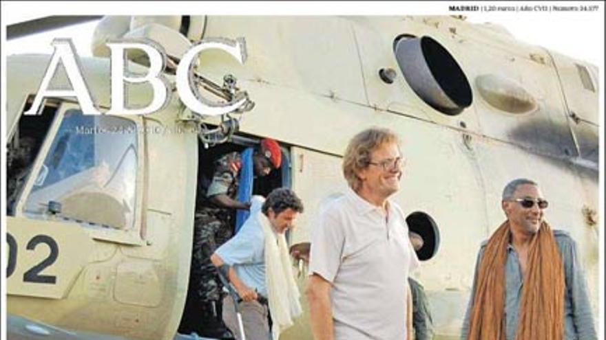 De las portadas del día (24/08/2010) #1