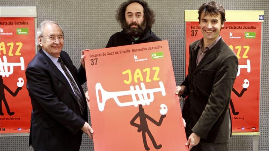 El Festival de Jazz de Vitoria mejora la venta de entradas pese a la crisis