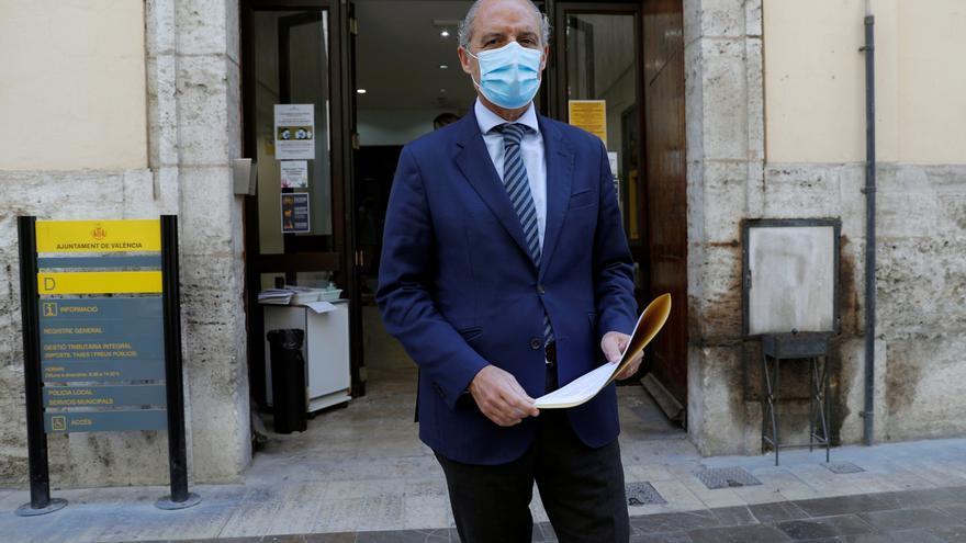 Francisco Camps, el expresidente que hace política desde el organismo jurídico que asesora a la Generalitat Valenciana