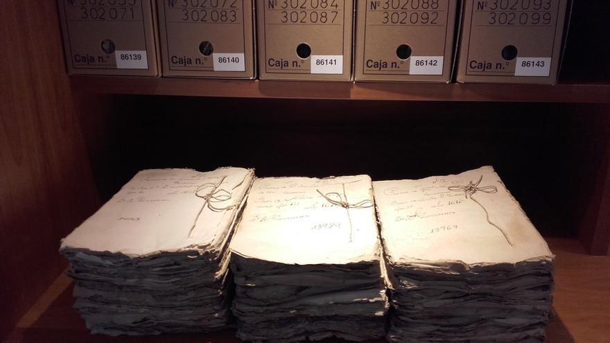 El Archivo de Navarra publica en la web 105.000 nuevas fichas de pleitos del siglo XVII