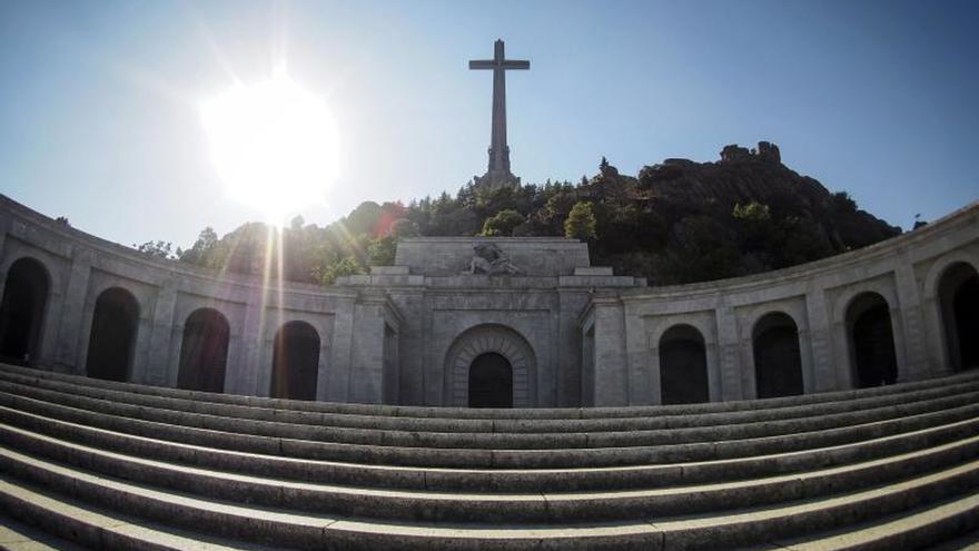 Piden poner placa y escultura en el Valle de los Caídos en memoria de presos
