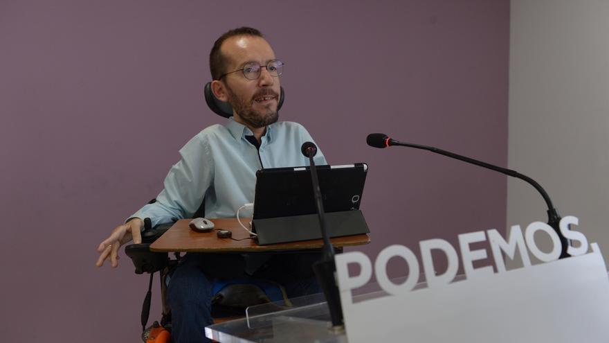 """Podemos denuncia el """"nepotismo"""" del PP al """"premiar"""" a Soria con un sueldo """"inconcebible"""" a pesar de sus """"tropelías"""""""