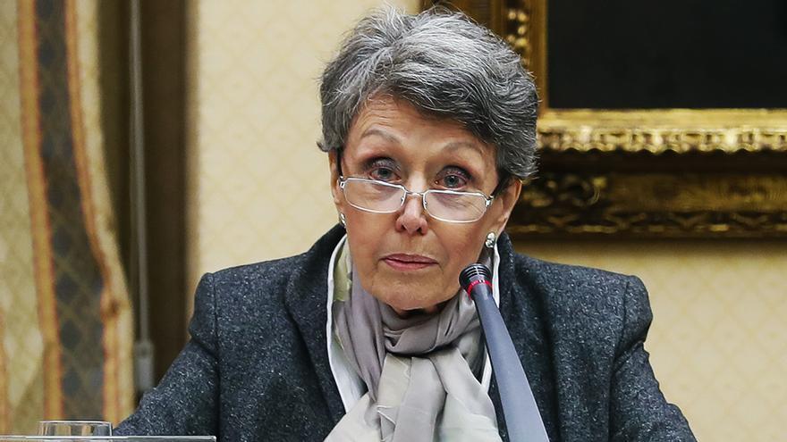 Rosa María Mateo, en una imagen de archivo