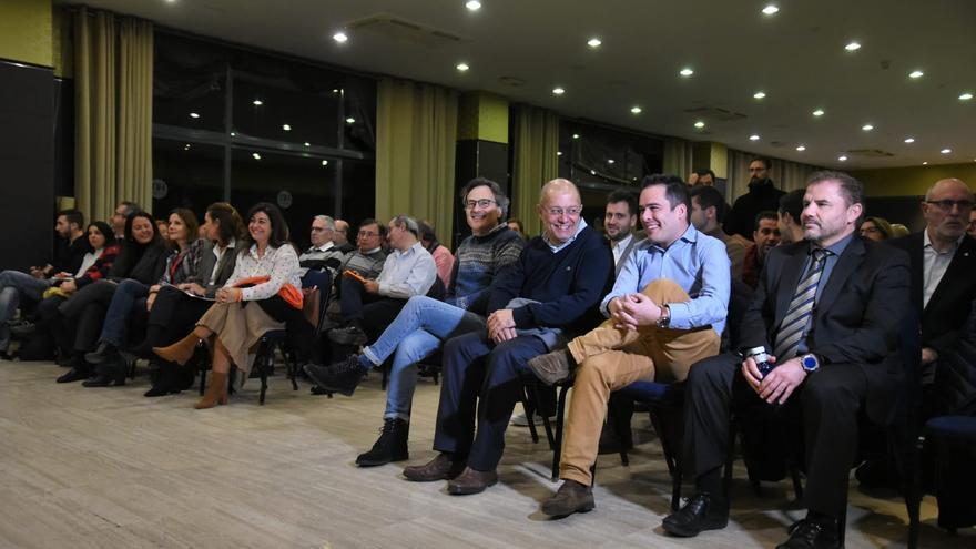 Asamblea Extraordinaria de Ciudadanos en Valladolid-
