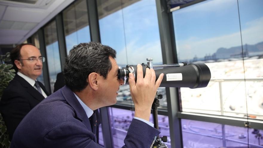 """Moreno, tras la dimisión de May, muestra """"el deseo colectivo"""" de los andaluces de que Reino Unido continúe en la UE"""