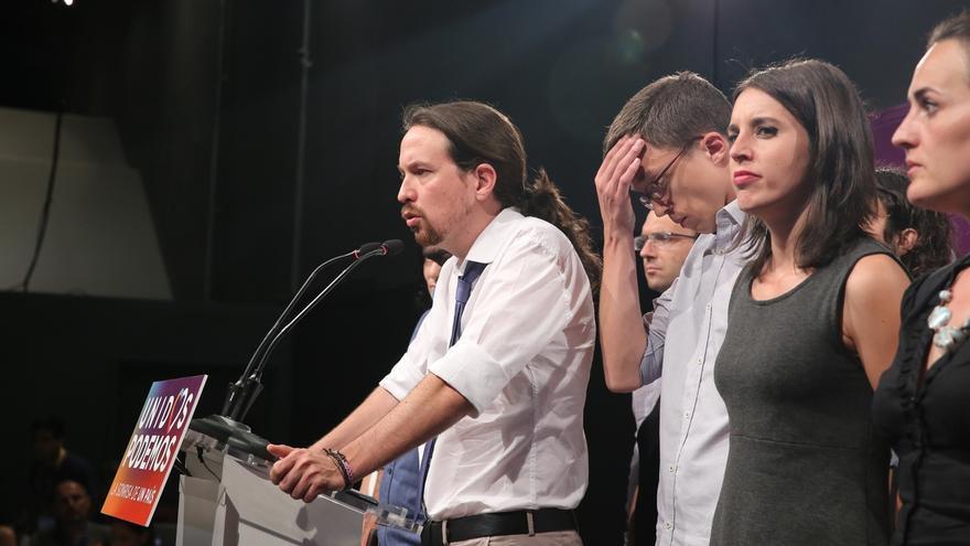 """Iglesias dice que le sorprendió el tuit de Errejón y admite que habría sido mejor abrir el debate """"más tarde"""""""