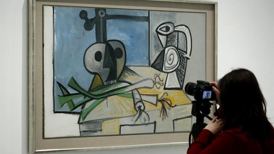 """El Reina Sofía muestra el doloroso camino que llevó a Picasso al """"Guernica"""""""