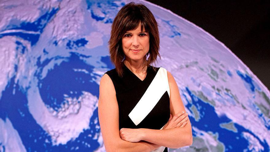 Mónica López recuerda en fotos sus 20 años como meteoróloga en TV