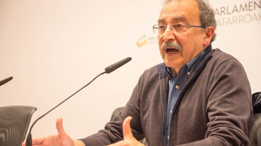 El historiador Emilio Majuelo.