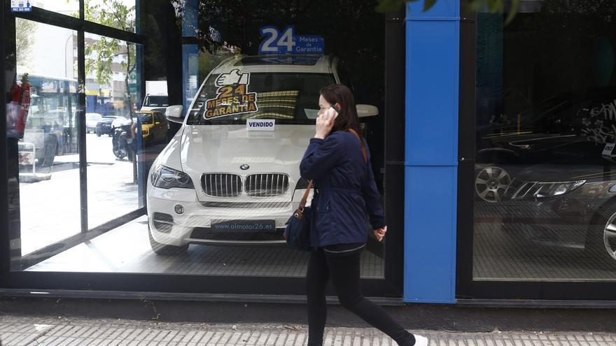 Las ventas de coches usados crecen un 24,3% en el primer trimestre en Cantabria