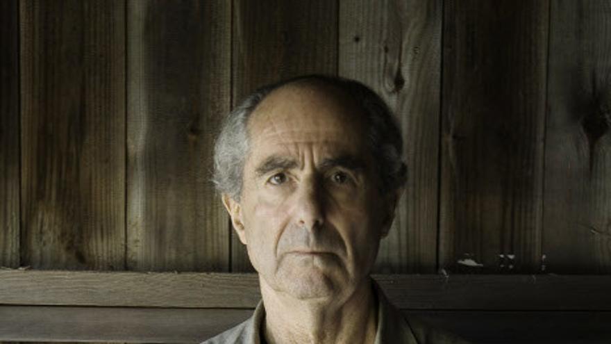 Philip Roth en una imagen de archivo.