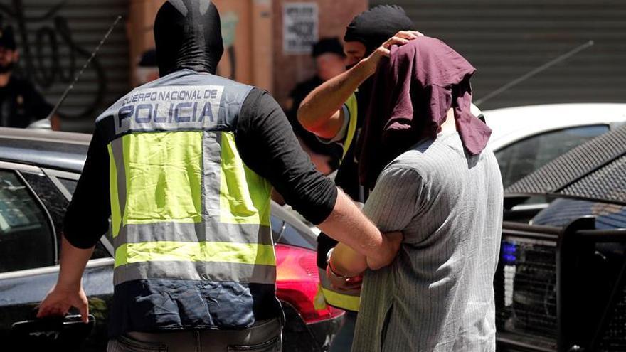 Un detenido en Valencia por intentar captar a combatientes para el Dáesh