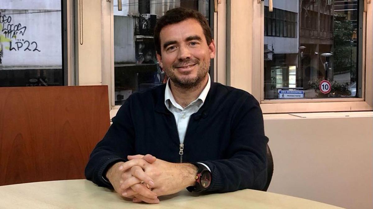 Pablo Chena, director de Economía Social y Desarrollo Local