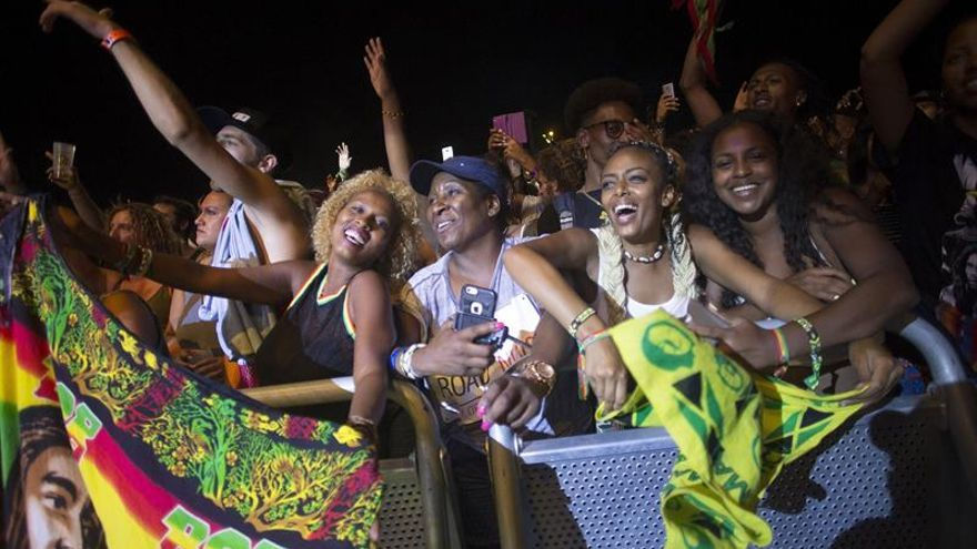 La celebración africana del Rototom atrae a 200.000 asistentes de 98 países