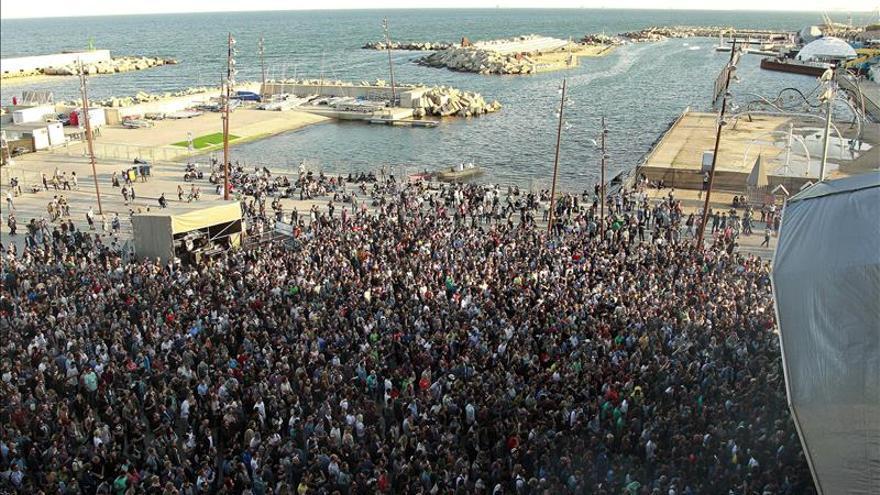 El festival más multitudinario de Barcelona celebra 15 primaveras
