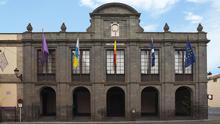 Ayuntamiento de San Cristóbal de La Laguna. (CA)