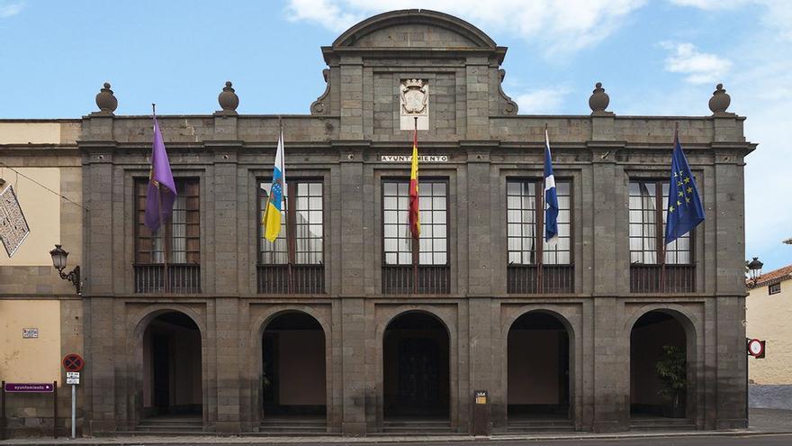 Ayuntamiento de San Cristóbal de La Laguna.