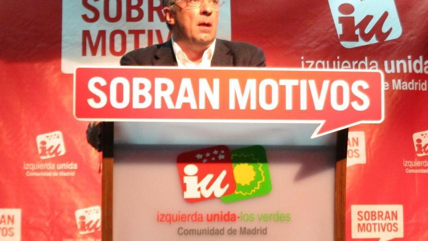 """Gordo dice que el nuevo proyecto de Tania Sánchez tiene como objetivo """"la liquidación de IU"""""""
