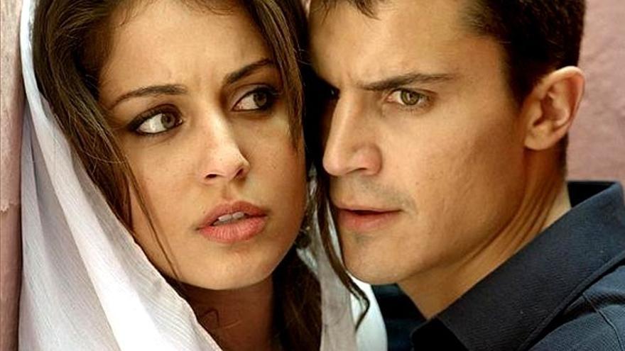 Amor imposible, el 'factor X' para el éxito de toda serie española