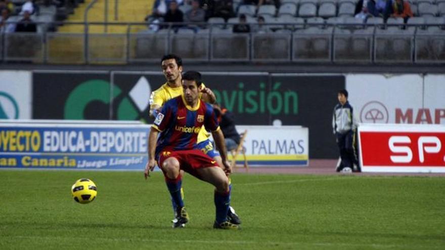 Del UD Las Palmas-Barcelona B #3
