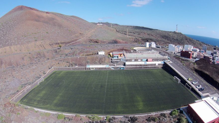 Campo de fútbol de La Restinga