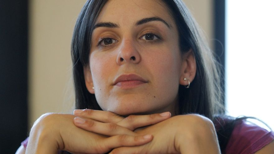 Rita Maestre, portavoz del Ayuntamiento de Madrid / EFE