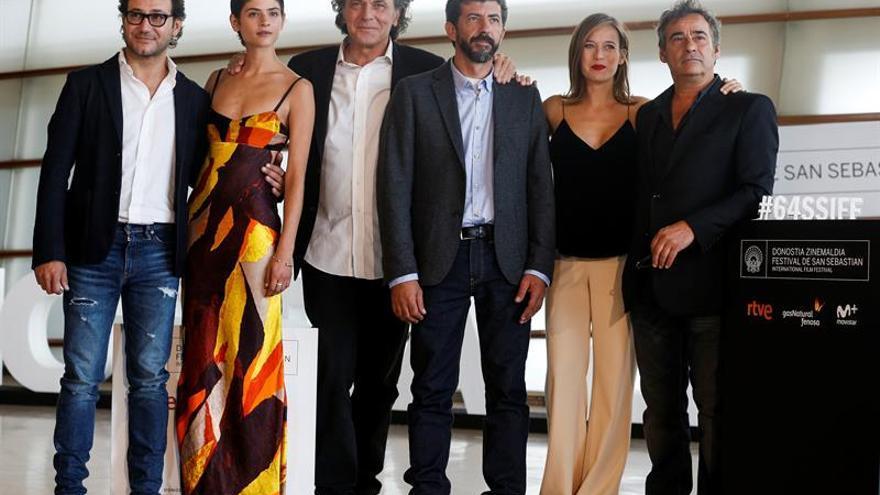 """""""El hombre de las mil caras"""", favorita en la IV edición de los Premios Feroz"""