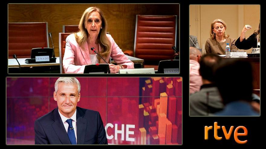 Carmen Sastre, Víctor Arribas y Cecilia Gómez han demandado a RTVE y piden indemnización