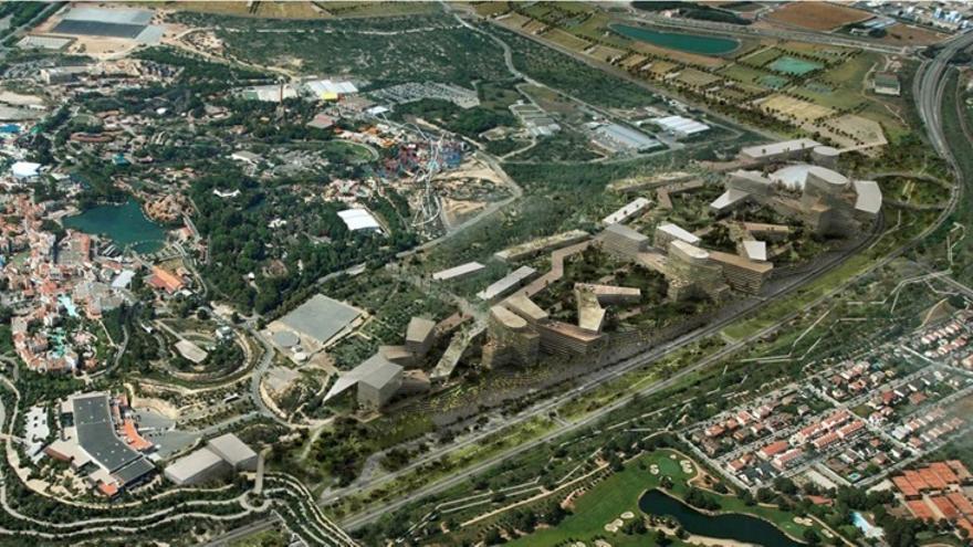 Cataluña da tres meses más para presentar las ofertas de BCN World